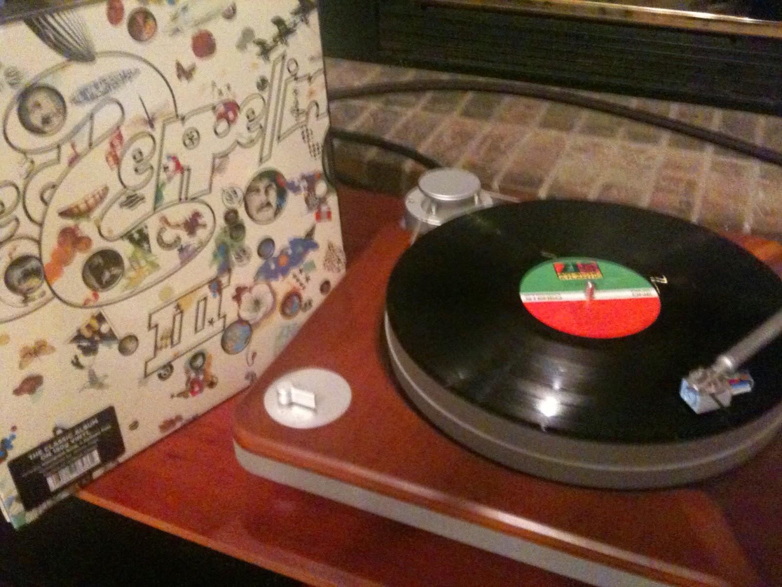 The Vinyl Anachronist Led Zeppelin Iii On Lp Remastered