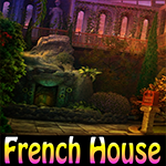 Games4King Traditional French House Escape Walkthrough