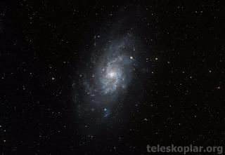 triangulum galaksisi nedir?