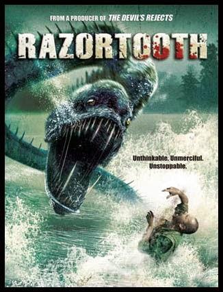 Razortooth 2007 Hindi Dubbed Movie Download
