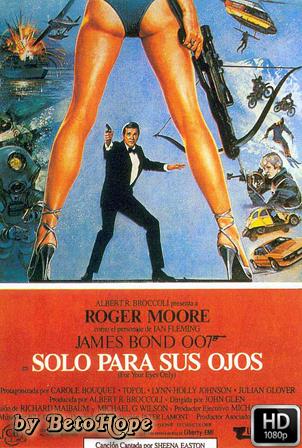 007 Solo para tus ojos 1080p Latino