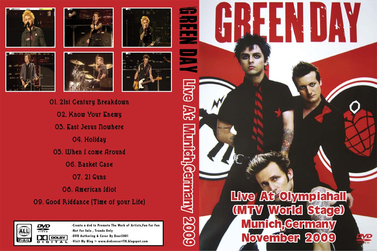Green Day Germany