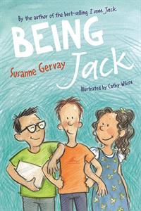Being Jack Book 4