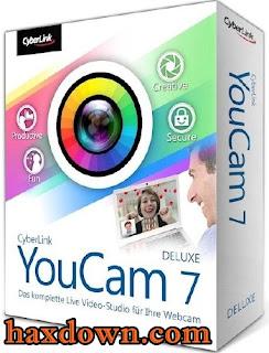 CyberLink YouCam Deluxe 7.0.0611.0 Full + Serial Key