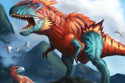 Jurassic Survival Island: ARK 2 Evolve Mod apk v1.4.7 (Unlimited Gold)