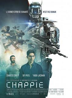 فيلم Chappie 2015 مترجم