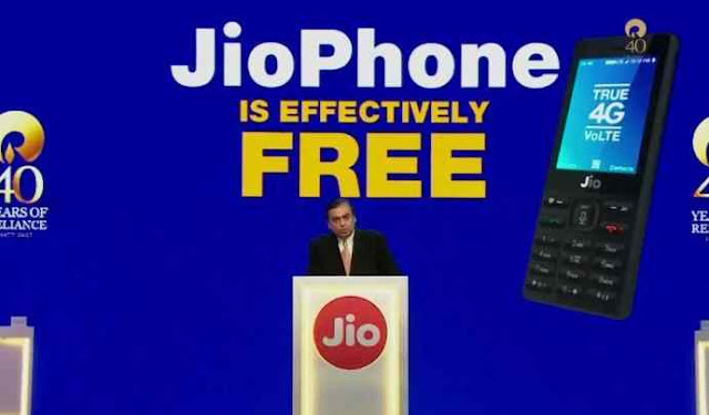 How to check the pre booking status of your JioPhone?