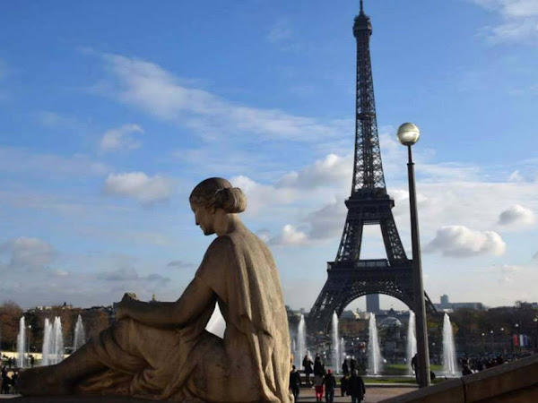 Защо ме нямаше. Част 2: Париж