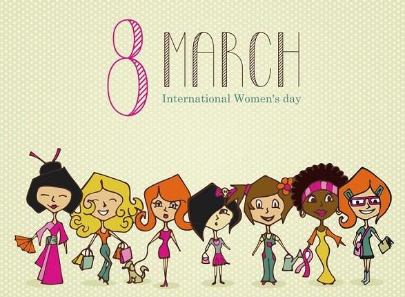 how to say women's day in all languages