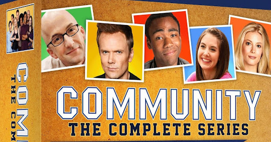 6 Seasons and a Box Set - COMMUNITY Blu-Ray Review