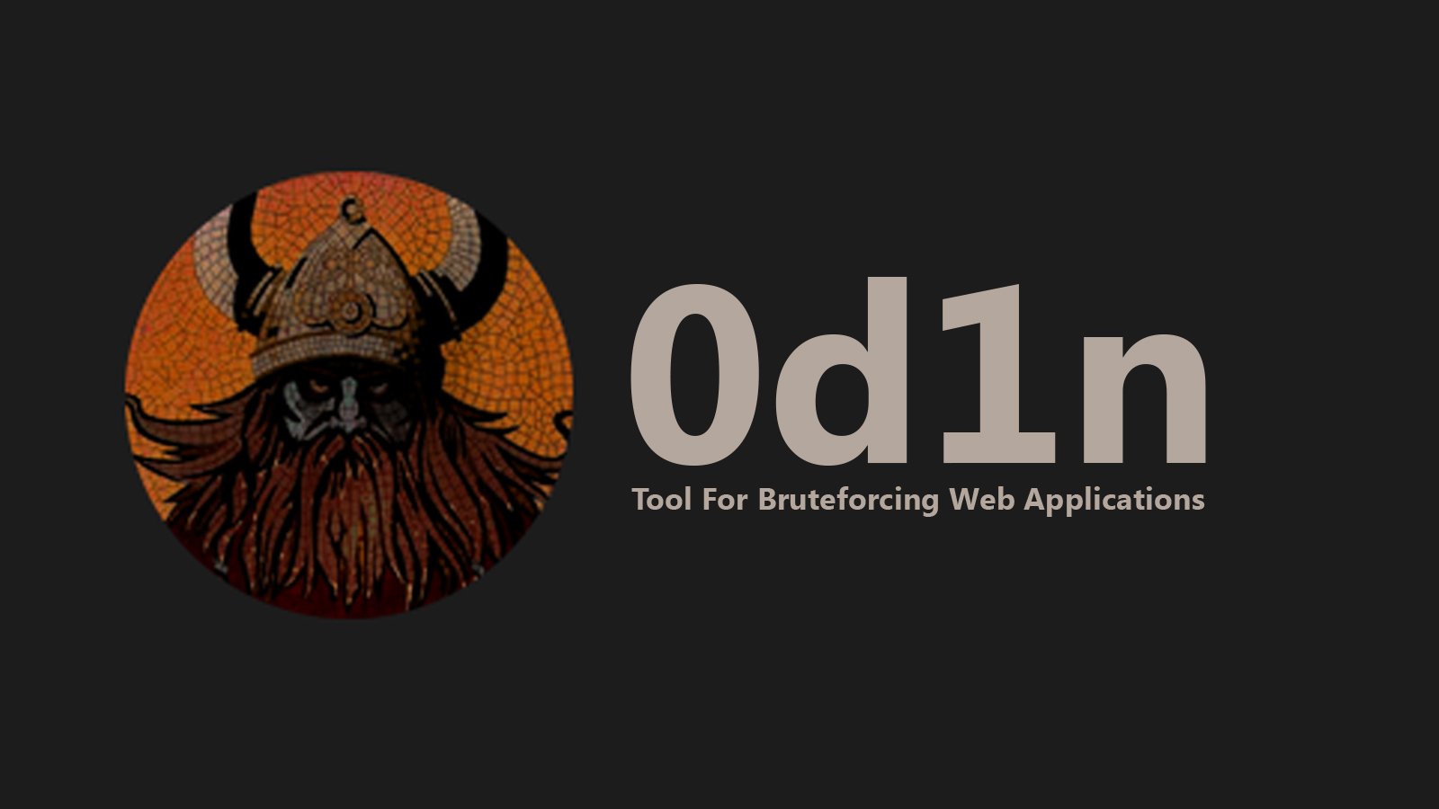 0d1n - Tool For Bruteforcing Web Applications
