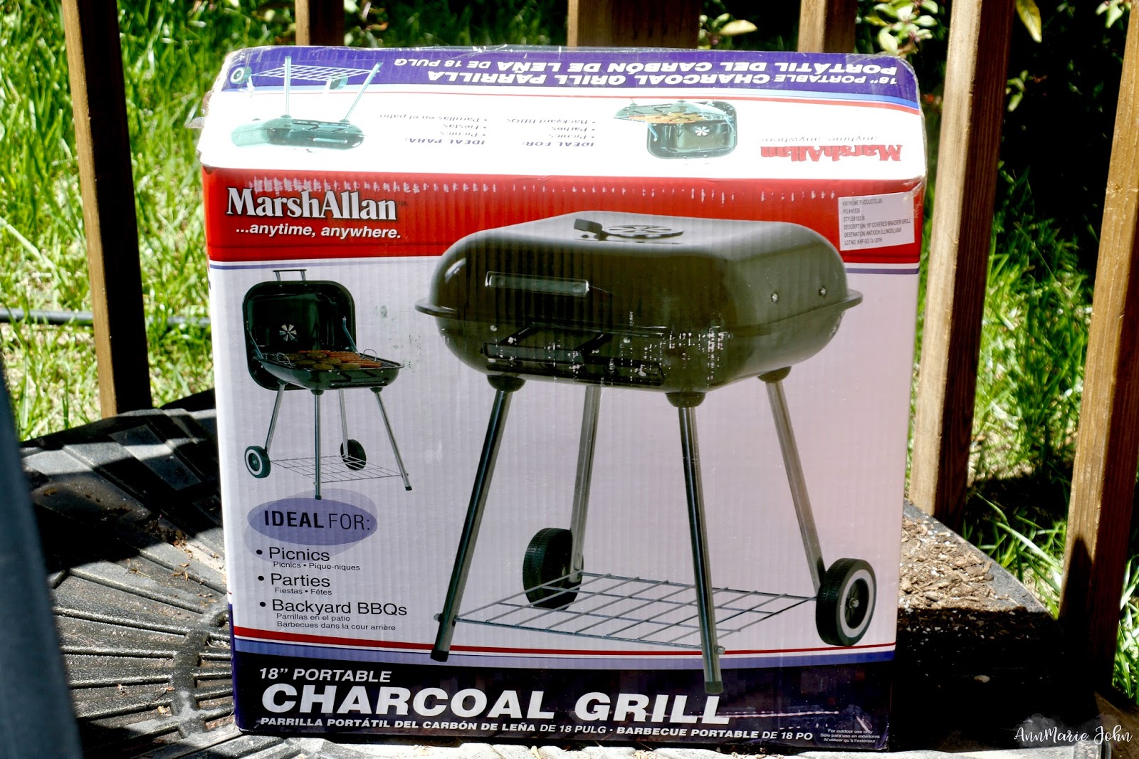 old grill