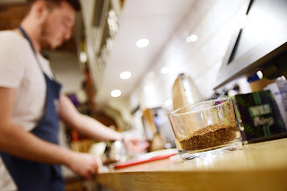 Kawa z beczki