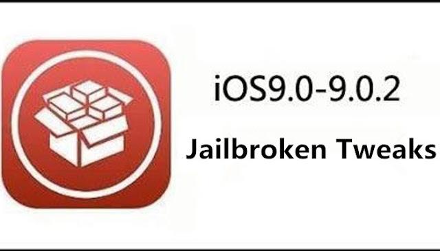 iOS 9 0-9 0 2 Jailborken Tweaks