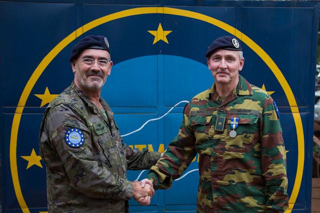 Un general español al mando de la misión de la UE en República Centroafricana
