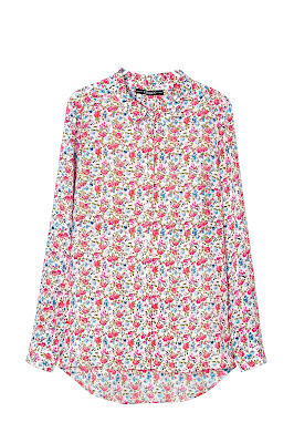 Venca Camisa flores 9.99€