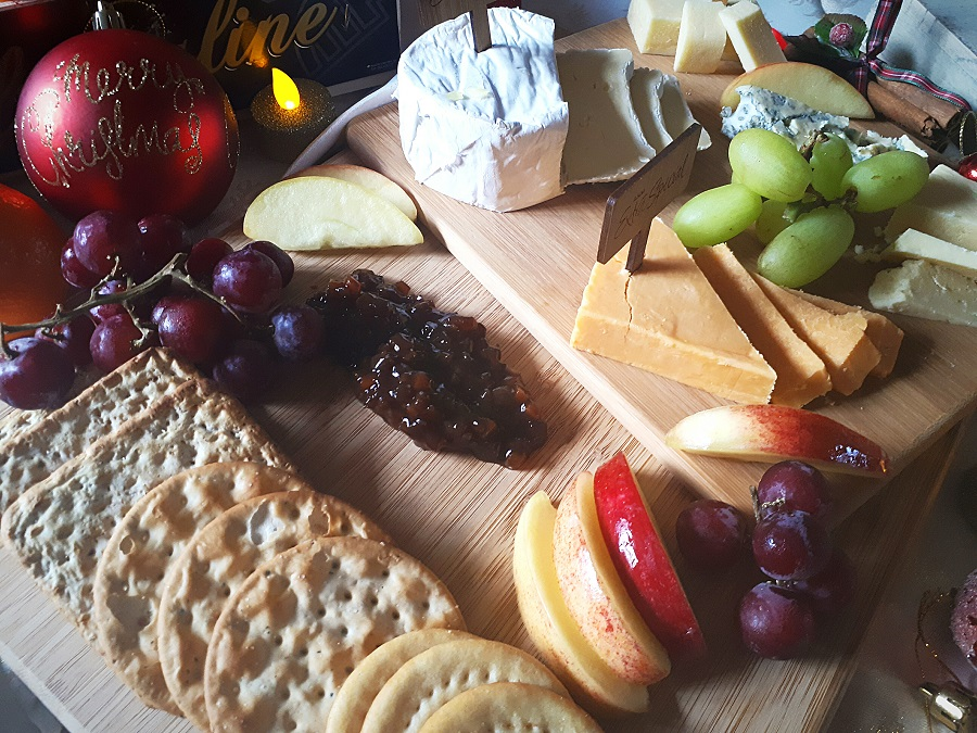 ASDA Extra Special Cheeseboard review, The Style Guide Blog, Cheeseboard Inspiration, Food Blog