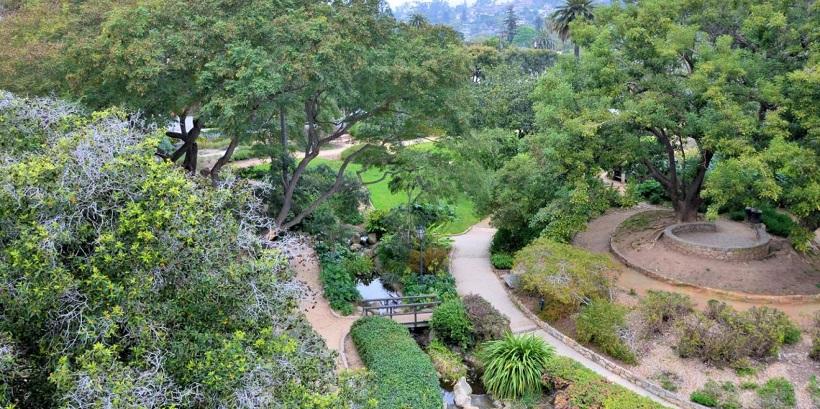Jardim Bot Nico De Santa B Rbara Dicas Da Calif Rnia