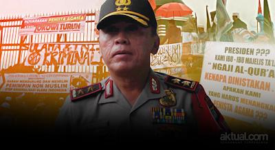 Polisi Kehilangan Cara Membuktikan 'Balada Cinta Rizieq'?