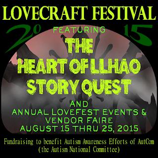 Lovecraft Festival 2015