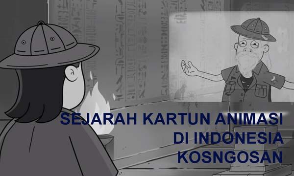 karakter animasi indonesia
