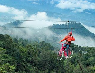 skybike ranggon hills
