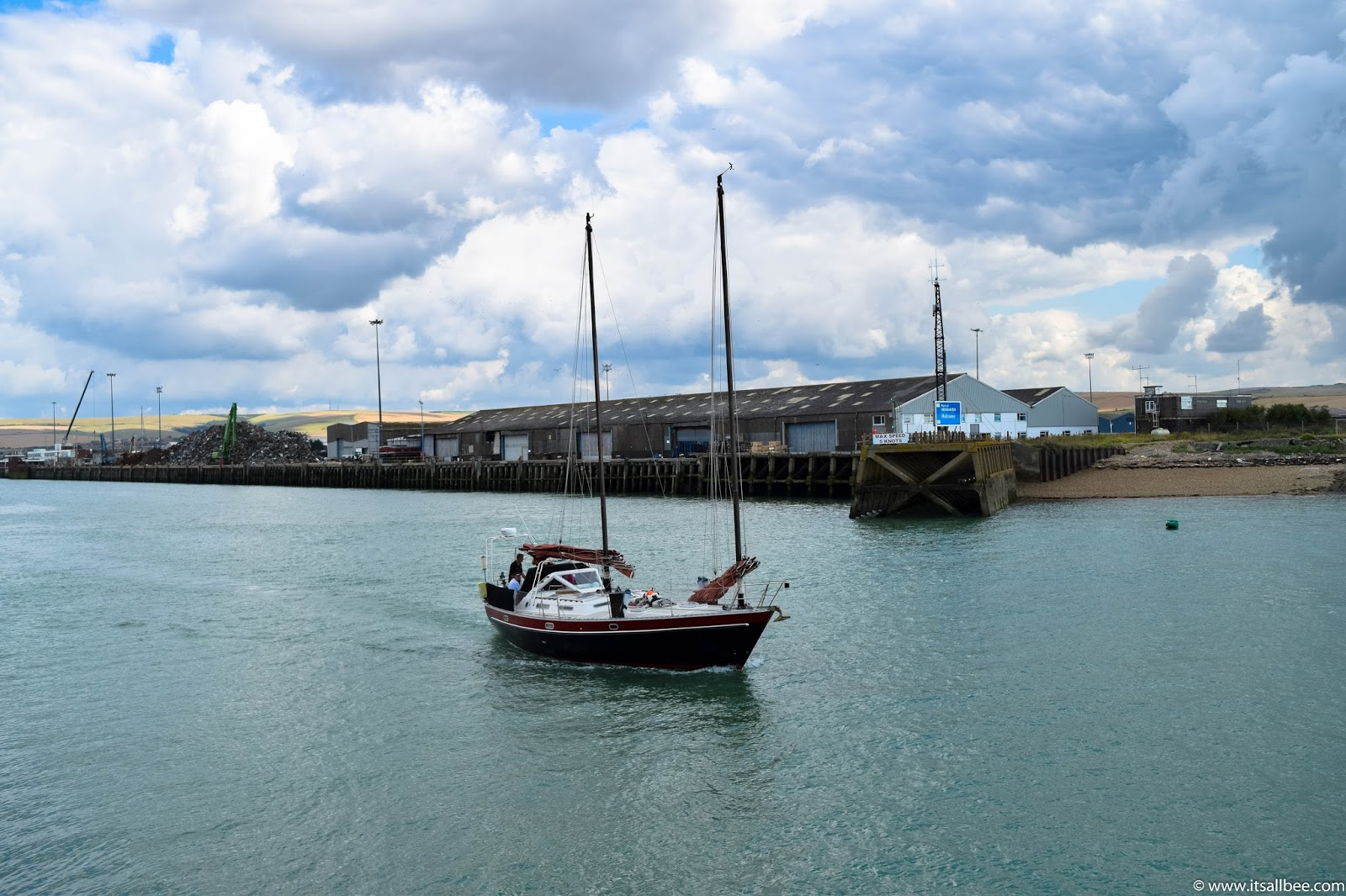 Newhaven Sussex