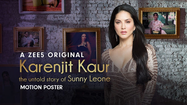 Karenjeet Kaur-The Untold Story of Sunny Leone Web Series