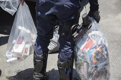 MP deflaga operação contra o contrabando e produtos piratas em Cotia