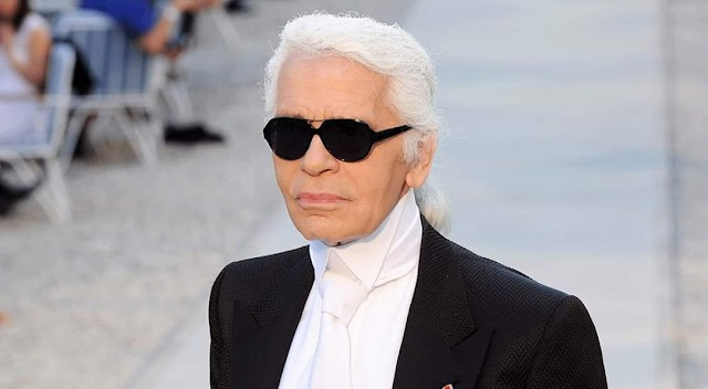 Fashion genius and Chanel's artistic director, #KarlLagerfeld, dies aged 85