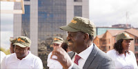 NASA politician arrested in Mombasa for planning to swear in RAILA ODINGA! See what he was caught with