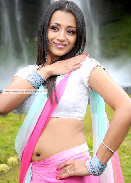 Aishwarya Arjun In Half Saree | Olivero