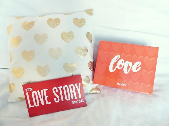 Unboxing - ShinyBox Luty 2018 | Love