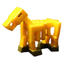 Minecraft Chest Series 3 Horse Mini Figure