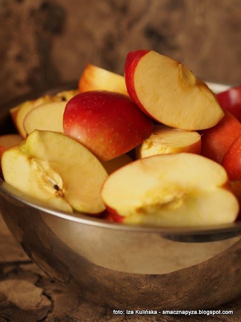 maslo jablkowe, jablko grojeckie, jabluszka, przetwory z jablek, domowe przetwory