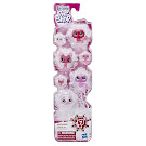 Littlest Pet Shop Series 4 Frosted Wonderland Tube Persian Cat (#No#) Pet