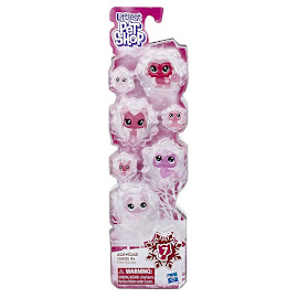 LPS Series 4 Frosted Wonderland Tube Walrus (#No#) Pet