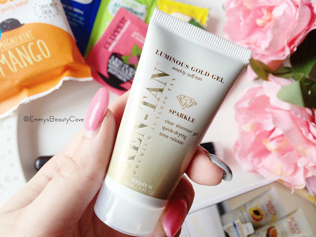 XEN-TAN Luminous Gold Gel Tan Review 30ml