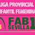 La Liga Provincial Infantil Femenina llega al fin de la 1ª Fase este fin de semana