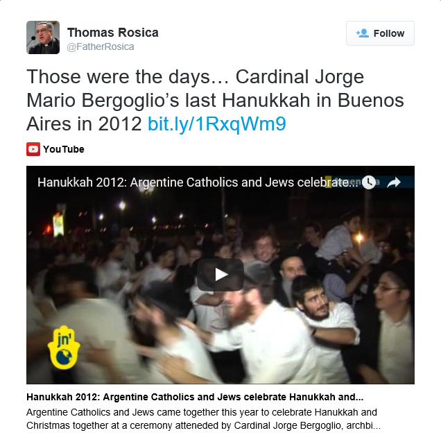 Blast from the not so distant past — Thomas  three Martinis a day  Rosica  tweets in 2015 52ad451c9