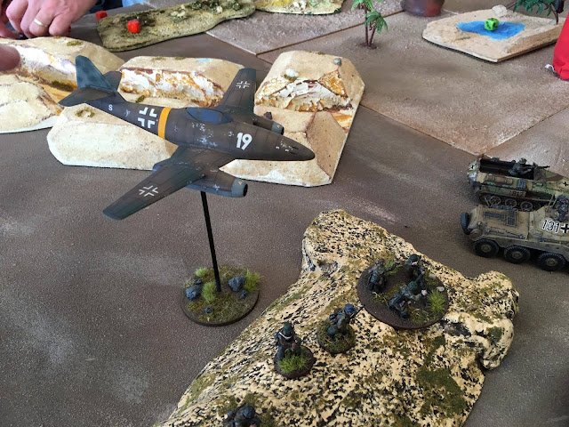 Bolt Action 28mm Me 262