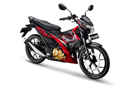 All New Satria F150 Standard Version