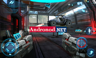 N.O.V.A 2: The Hero Rises Again HD Apk Data Offline by David Rice