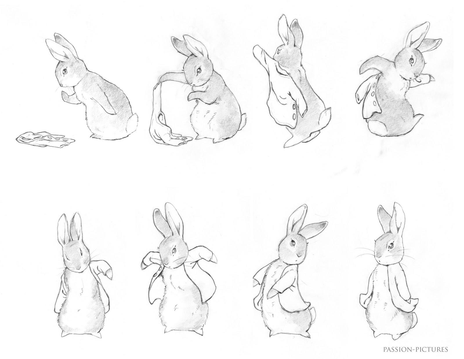Daryl Graham Animation and Design: Beatrix Potter