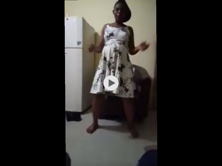 Pregnant Woman Dances For 3 Hours, Gives Birth Afterwards (Video, Pics)3