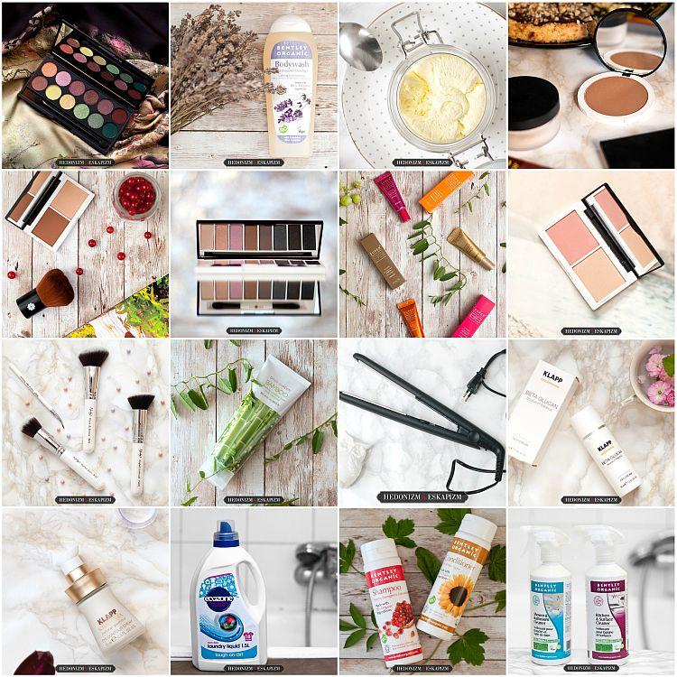 Kosmetyki roku 2016