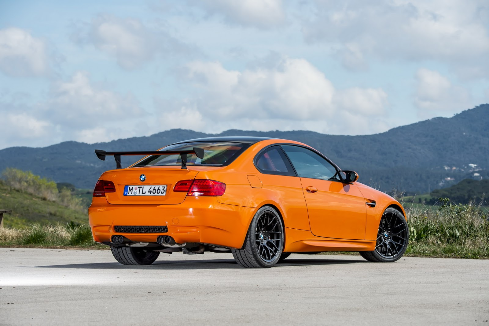 Wonderful image of BMW Drops New Gallery Of M4 GTS And Its E30 E36 And E46 M3  with #C34208 color and 1600x1065 pixels