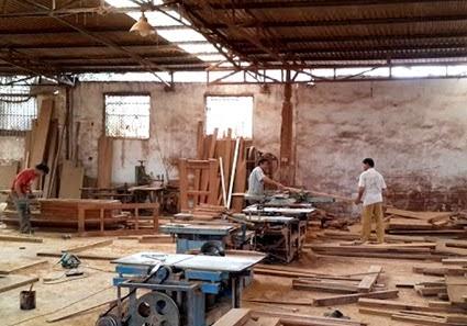 xưởng mộc đóng mới đồ gỗ ngọc anh