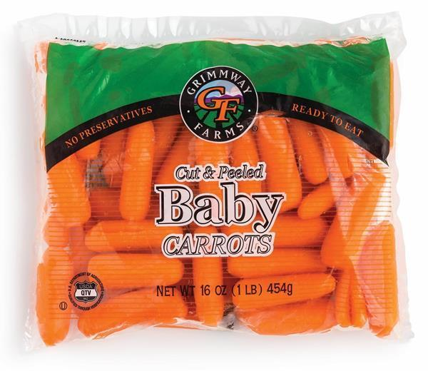 Why You Must Not Eat Baby Carrots Sold In The Supermarket