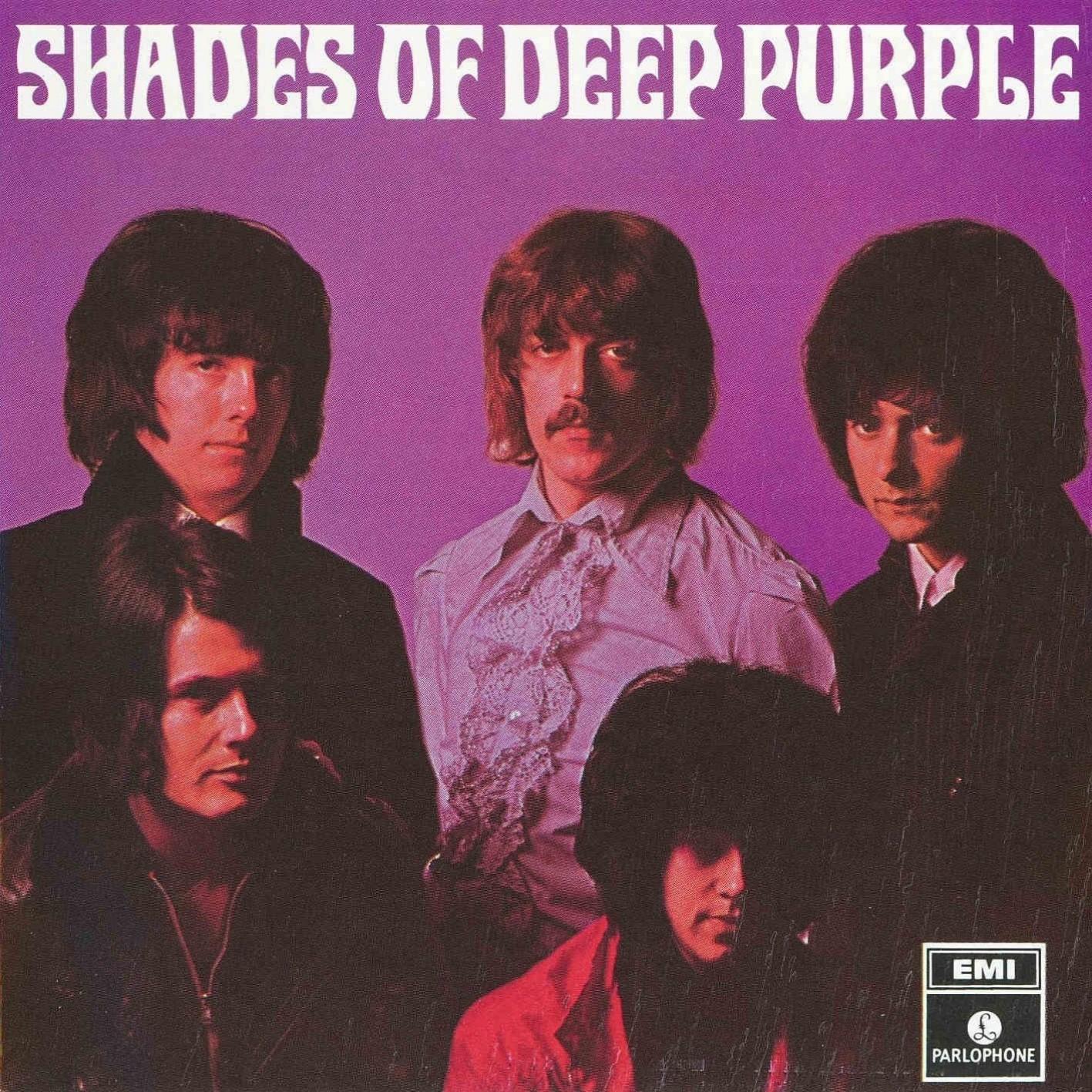 Quarto Do Rock And Roll The First Album Deep Purple